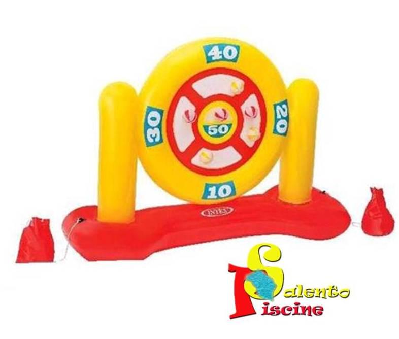 Gioco bersaglio con palline intex for Gioco di piscine