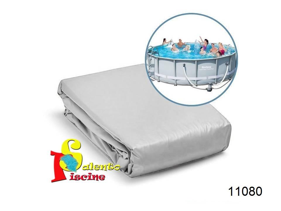 11080 liner x piscina ultra frame rotonda 488 122 cm intex - Ricambi piscine intex ...