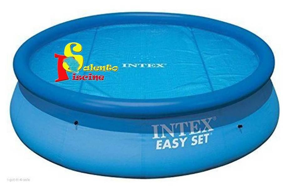 Telo termico easy 244 intex for Accessori per piscine intex