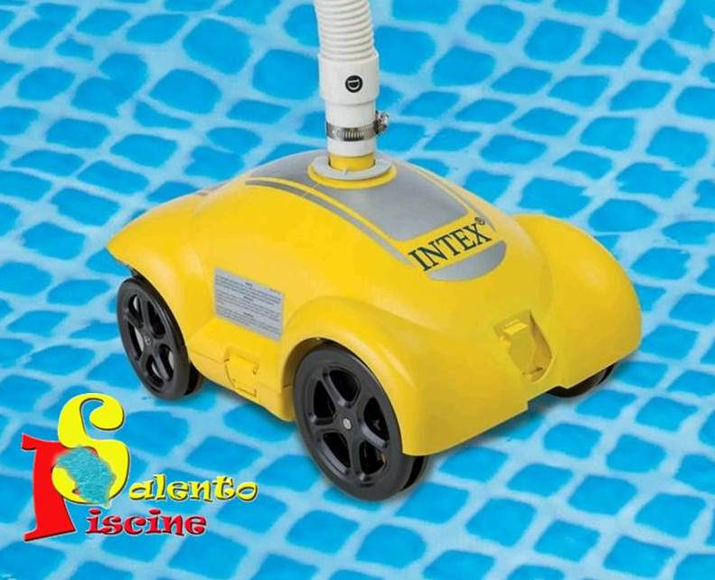 Auto pool cleaner intex modello 2013 for Pool cleaner reviews 2013