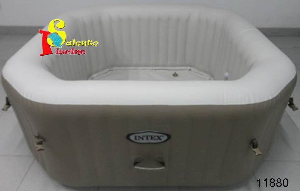 11880 liner x spa 28414 intex for Intex piscine liner