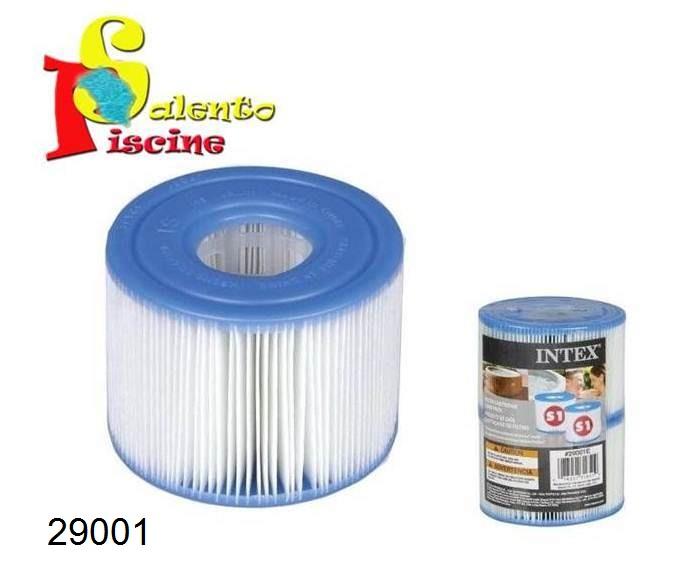 29001 cartuccia filtro x spa intex for Accessori per piscine intex