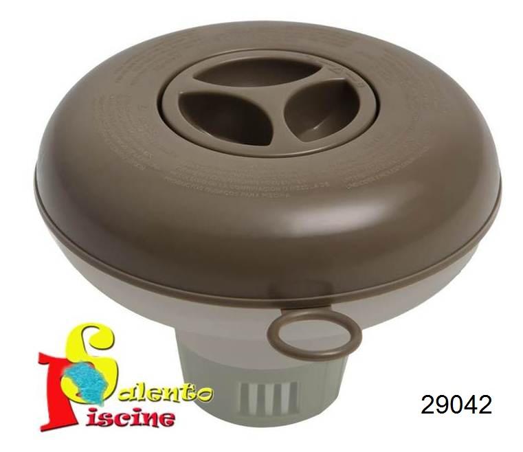29042 dispenser di cloro x spa intex for Accessori piscine intex