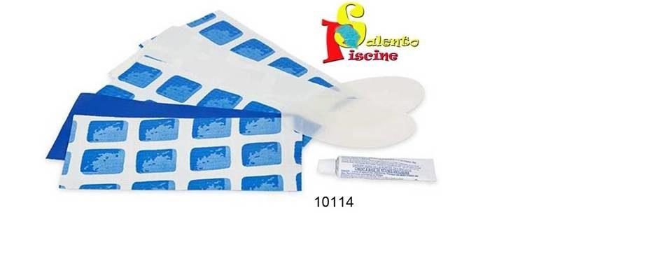 10114 kit di riparazione toppe + mastice INTEX OFFERTA € 6,90 + spedizione gratuita!!!!