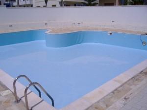 piscina pulita