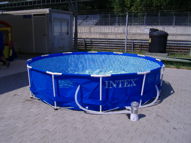Piscine fuoriterra intex for Intex piscine ricambi