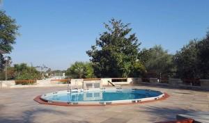 piscina rotonda 488x122 cm